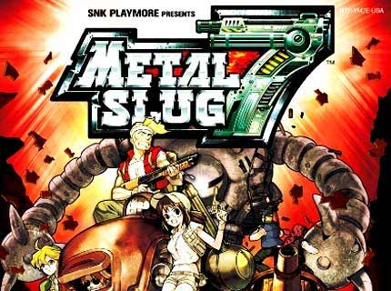Analisis Metal Slug 7